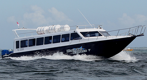 Bluewater Express Fast Boat V