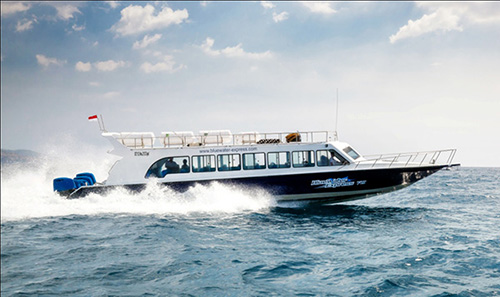 Bluewater Express Fast Boat VII