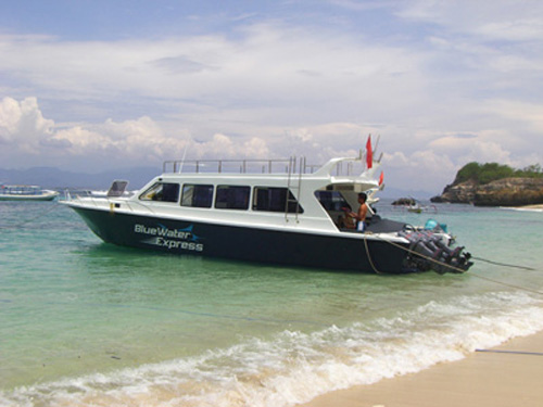 Bluewater Express Fast Boat I