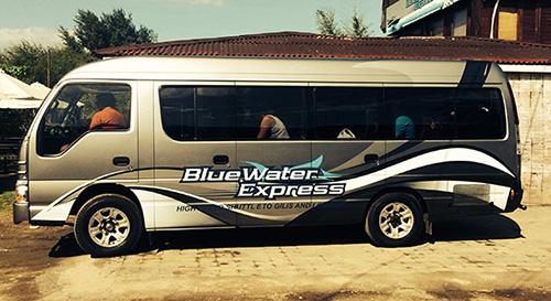 Bluewater Express Road Transport in Bali to Gili Islands and Lombok